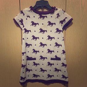 💎H&M Girls  Horses Dress